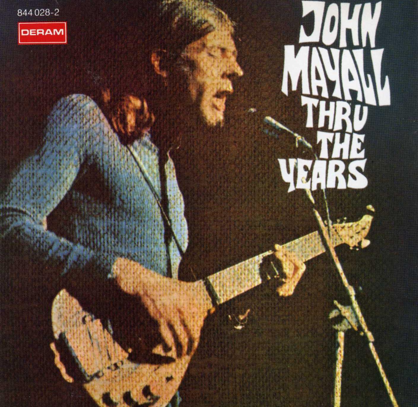 John Mayall - USA Union